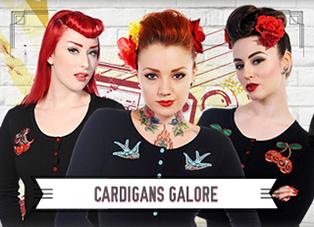 Cardigans Galore