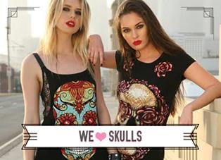 We Love Skulls