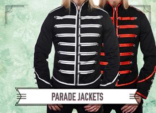 Parade Jackets